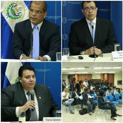 Desarrollo de la conferecnia de prensa sobre resultados del II Trimestre y perspectivas 2017