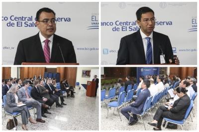 Presentación del Estudio sobre espectativas de créditos de corto plazo en El Salvador
