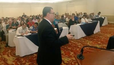 """Presidente del Banco Central participa en Foro Regional y Nacional sobre """"Salario Mínimo"""""""