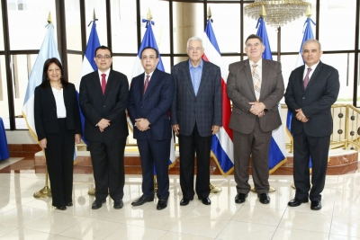 Inicia la 279ª Reunión del Consejo Monetario Centroamericano en El Salvador