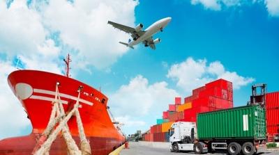 Las exportaciones crecen 12.7% a febrero de 2018