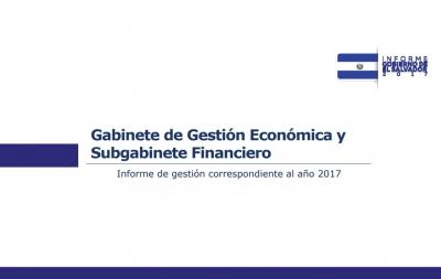 Informe de gestión correspondiente al año 2017