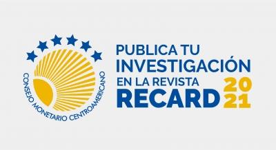 Revista del Consejo Monetario Centroamericano abre espacio para recibir publicaciones para segundo volumen 2021