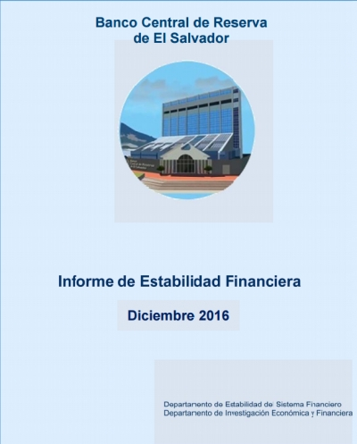 Informe de Estabilidad Financiera