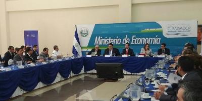 La reunión se realizó en el Ministerio de Relaciones Exteriores/ Foto cortesía RREE