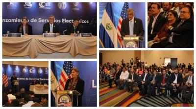 Instituciones públicas digitalizan sus procesos a través de CIEX El Salvador para agilizar los trámites de importación y exportación