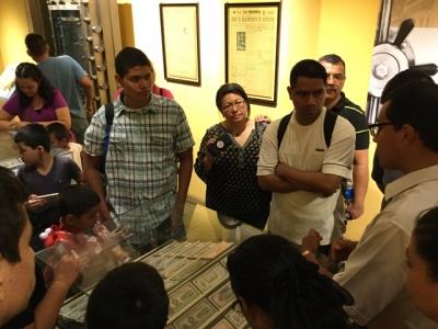 Global Money Week llega al Museo del Banco Central