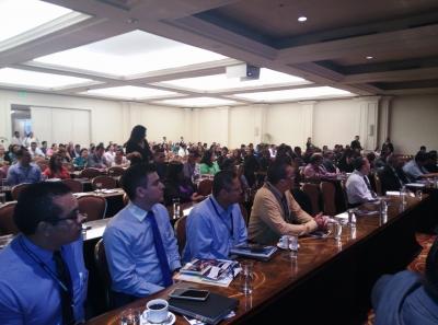 Banco Central participó este día en la VIII Conferencia Anual de Microfinanzas