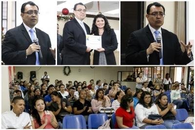 La Educación Superior camino a la transformación y diversificación  Productiva en El Salvador