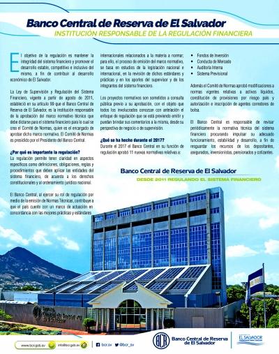 BCR desde 2011 regulando el sistema financiero