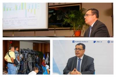 Banco Central proyecta crecimiento económico de 2.4% para 2017 y 2.5% en 2018