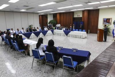 Taller  Proyecto de Implementación de las Estadísticas de Comercio Internacional de Mercancías y Servicios (ECIMS) en El Salvador