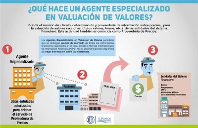 Descripción de la labor de los Agentes Especializados en Valuación de Valores