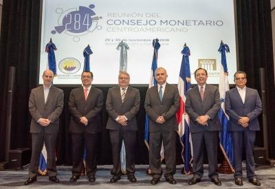 Dr. Oscar Cabrera asume la Presidencia del Consejo Monetario Centroamericano (CMCA)
