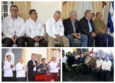 """Presidente del BCR participa en acto de firma del """"Acuerdo del Café"""""""