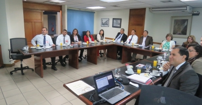 BCR se reune con Tesoreros de bancos del Sistema Financiero