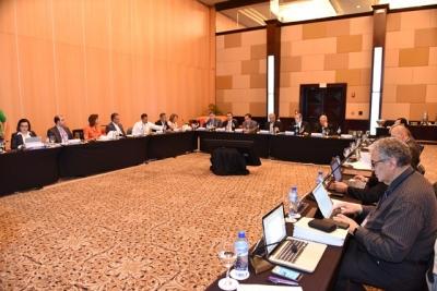Desarrollo de 277 Reunión del CMCA