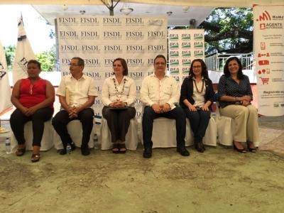 Vicepresidenta del Banco Central participó en Lanzamiento de Modalidad de Pago Electrónico