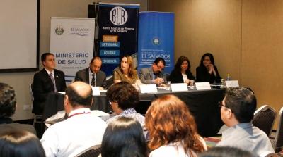 Vicepresidenta del BCR participó en Lanzamiento del Sistema de Información Ambiental