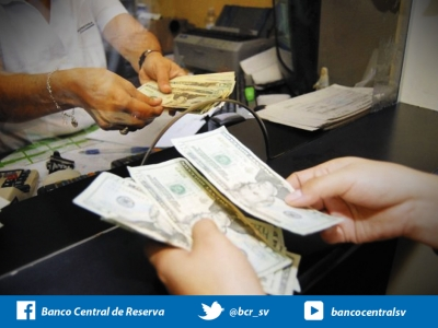 Remesas Familiares crecen 8.0% a junio 2014