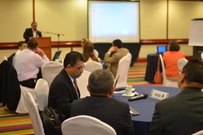 Mesa Técnica de trabajo para tratar las barreras al Financiamiento Productivo
