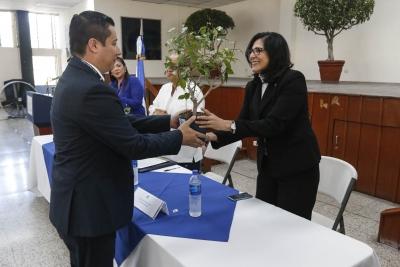 Banco Central participa en Lanzamiento de Campaña de Clasificación de Residuos