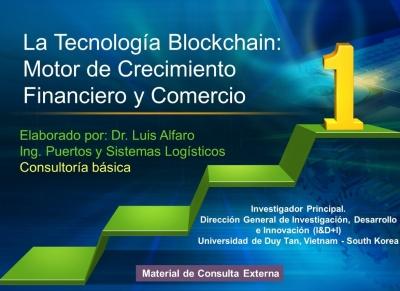 REDIBACEN: La Tecnología Blockchain: motor de crecimiento financiero y comercial
