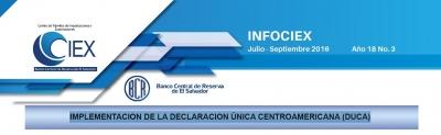 Boletín INFOCIEX julio/septiembre 2016