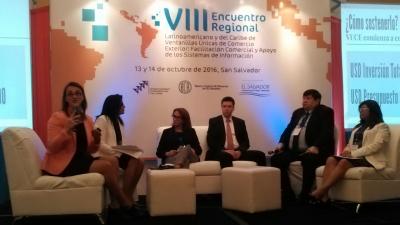 Finaliza el VIII Encuentro Regional de Ventanillas Únicas.