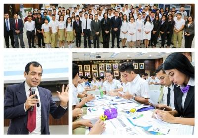 Programa educativo Conozca su Dinero concluye seminario taller para bachilleres de la zona central y paracentral del país