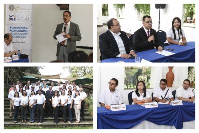 Desarrollo de la capacitación Formación de Formadores del Programa Educación Financiera
