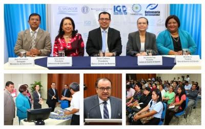 Foro Técnico sobre Inclusión y Educación Financiera