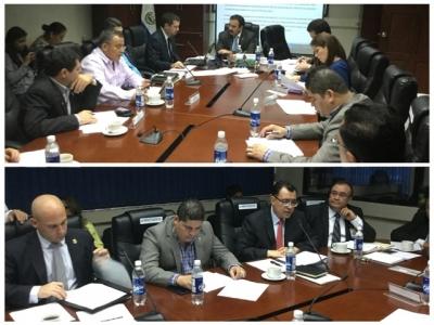 Presidente BCR Dr. Óscar Cabrera, informa a Comisión Financiera de Asamblea Legislativa, reformas a la Ley contra la Usura