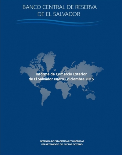 Informes de Comercio Exterior 2015