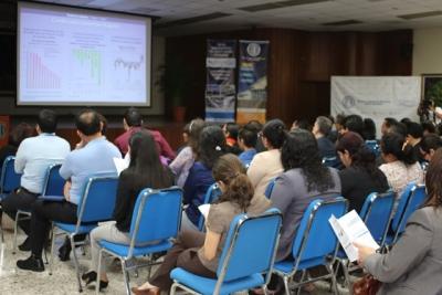 """REDIBACEN realizó Conferencia sobre """"Perspectivas para Latinoamérica y el Caribe"""""""