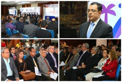 Acto de Rendición de Cuentas del Banco Central de Reserva, período junio 2014 - mayo 2017.