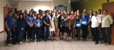 """CIEX El Salvador impartió Taller """" CIEX El Salvador desarrollo Taller sobre """"Las Normas de Origen en los Tratados Comerciales"""""""