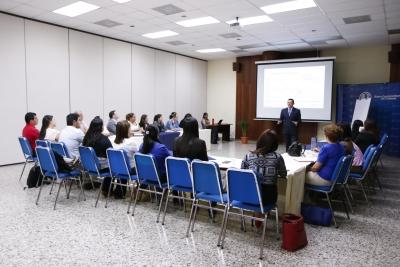 Inicia curso Economía para no Economistas impartido por el BCR