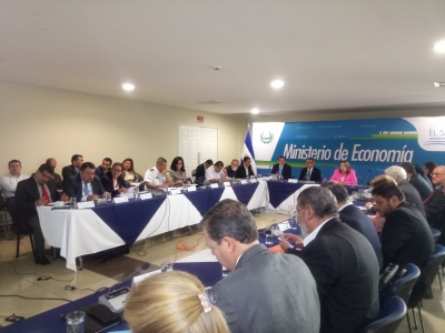 Vicepresidenta del Banco Central participa en reunión del Comité de Facilitación de Comercio