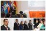 Presidente del BCR fue invitado por COLPROCE, en la Semana del Economista, para exponer sobre la situación económica de El Salvador