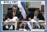 BCR y VMT firman convenio de cooperación interinstitucional