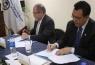 Banco Central de Reserva y Superintendencia del Sistema Financiero firman en conjunto acuerdo de Cooperación Bilateral entre el Gobierno del Gran Ducado de Luxemburgo y Gobierno de El Salvador.