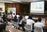 BCR imparte charlas sobre Lavado de Dinero y Características y Medidas de Seguridad de Billetes Dólares