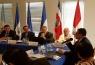 Presidente del BCR participa en la 280ª Reunión del CMCA